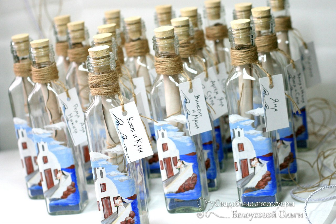 Соль в подарок для молодоженов